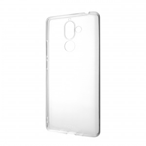 TPU gelové pouzdro FIXED pro Nokia 7 Plus, čiré