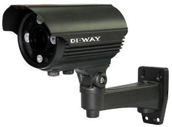 DI-WAY AHD venkovní IR kamera 1080P, 4-9mm , 60m
