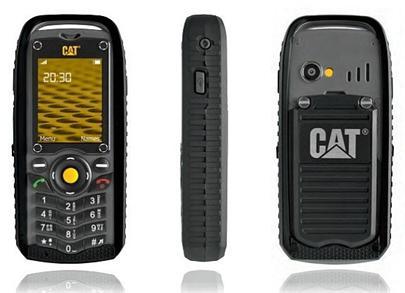 Caterpillar CAT B25 Grey Outdoor (dualSIM)