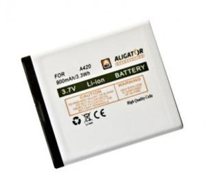 Baterie Aligator A420, V500, V550 900mAh Li-Ion