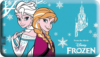 eSTAR Beauty HD 7 WiFi gsm tel. Frozen Ledové Království