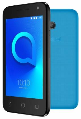 """Alcatel U3 2019 (4034L) Sharp Blue (dualSIM) 4"""", 4GB/512MB"""