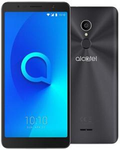 """Alcatel 3C (5026D) Metallic Black (dualSIM) 6"""", 16GB/1GB"""