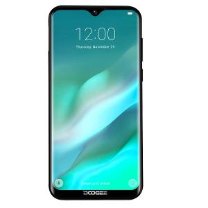 Doogee X90L DualSIM LTE gsm tel. 3+16GB Green