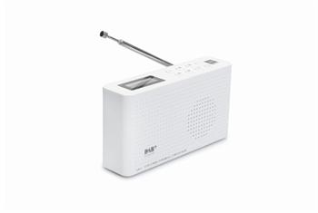Rádio TON4 DAB+/FM/INTERNET/BLUETOOTH, bílá