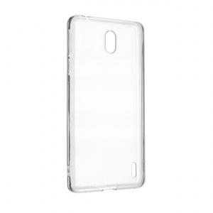 TPU gelové pouzdro FIXED pro Nokia 1 Plus, čiré
