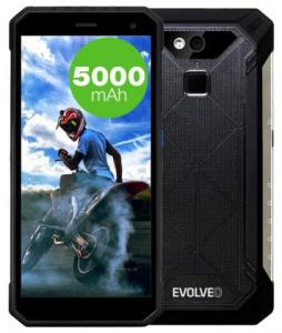 Evolveo SGP-G6-B StrongPhone G6 LTE Black - 16GB/2GB IP68 (dualSIM) Android 8.1, 5000mAh