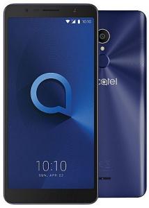 """Alcatel 3C (5026D) Metallic Blue (dualSIM) 6"""", 16GB/1GB"""