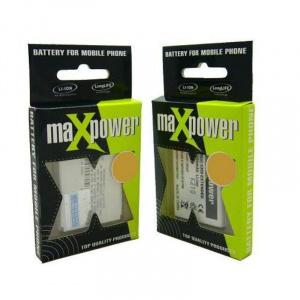 Baterie Max Power Nokia 6303, 5220, 5630, 6730, C3, C5-00, C6-01, 3720 BL-5CT 1300mAh Li-ion