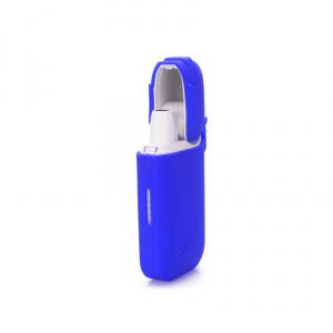 Silikonové pouzdro CELLY na elektronické cigarety IQOS, modré