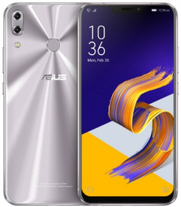 """ASUS Zenfone 5 (ZE620KL-1H010EU) Silver - 6,2"""", 8x 1,6GHz, 64GB/4GB, Android 8.0"""