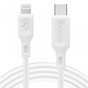 Spigen C10CL USB-C to Lightning cable 1m, white