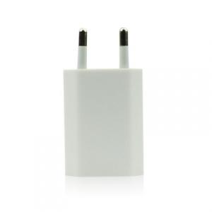 Nabíječka síťová USB universál 1A (bulk) barva bílá