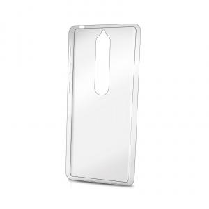 TPU pouzdro CELLY Gelskin pro Nokia 6 (2018), bezbarvé