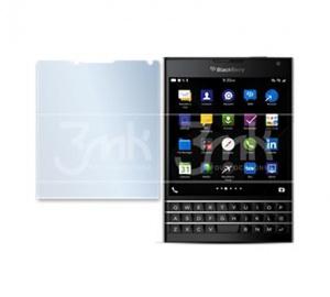 Fólie ochranná 3mk MATTE pro BlackBerry Passport