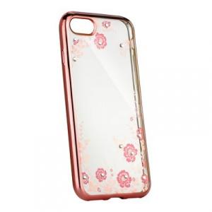 "Pouzdro Back Case FLOWER iPhone 11 Pro Max (6,5""), barva rose gold"
