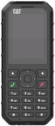 Caterpillar CAT B35 LTE Black Outdoor (dualSIM)