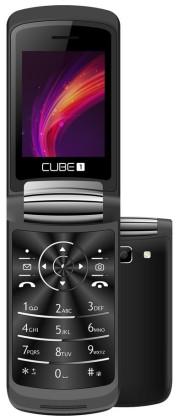 CUBE1 VF400 Black  (dualSIM) véčko