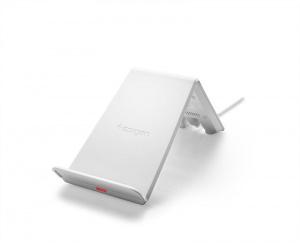 Spigen Essential F303W Wireless Fast Charger,white