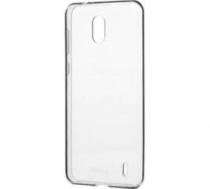 Kryt ochranný Nokia CC-104 Slim Crystal pro Nokia 2, transparent