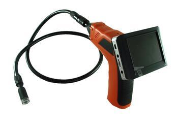 """Kamera inspekční, endoskop, monitor 3,5"""" LCD 960*240* 17mm, kufřík"""