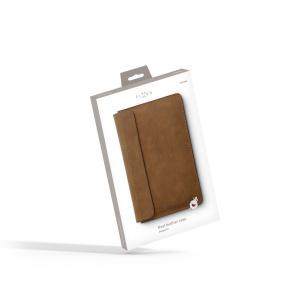 Kožené pouzdro FIXED Oxford pro Apple iPad o úhlopříčce 9.7