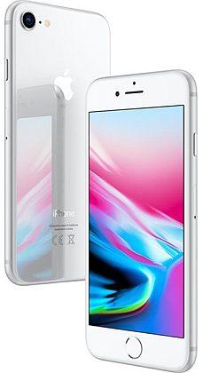Apple iPhone 8 64 GB Silver CZ