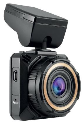 """Kamera Navitel R600 QUAD HD Black - kamera do auta, 2"""" FullHD, 12 Mpix, 170°, G-sen."""