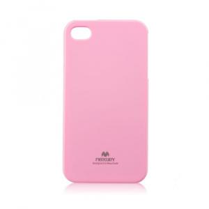 Pouzdro MERCURY Jelly Case Nokia 5.1, 5 (2018) světle růžová