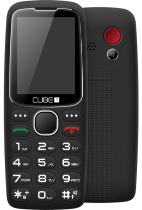 CUBE1 S300 Black (dualSIM)
