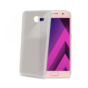 Ultra tenké TPU pouzdro CELLY Frost pro Samsung Galaxy A5 (2017), 0,29 mm, černé