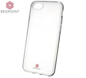 Kryt ochranný Redpoint Silicon Exclusive pro Nokia 6, transparent čirá