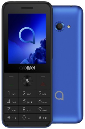 Alcatel 3088X Metallic Blue