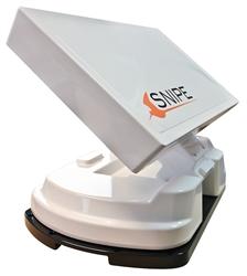 MEGASAT parabola Snipe Float GPS, LNB singl,