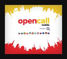 Předplacená SIM karta OpenCall s kreditem 200 Kč, volání do všech sítí v ČR 1,80 Kč/min bez nutnosti dobíjení, Slovensko