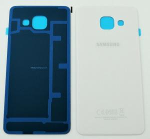 Samsung A310 Galaxy A3 (2016) kryt baterie + lepítka bílá