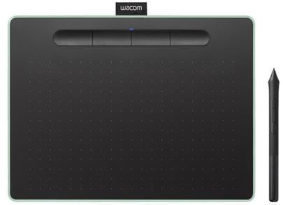 Tablet grafický Wacom Intuos M Pistachio Bluetooth CTL-6100
