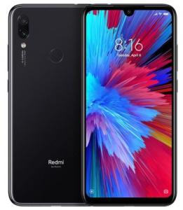 Xiaomi Redmi Note 7 64GB/4GB CZ LTE Black (DualSIM) Global