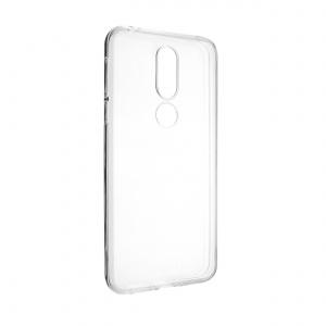 Ultratenké TPU gelové pouzdro FIXED Skin pro Nokia 7.1, 0,6 mm, čiré