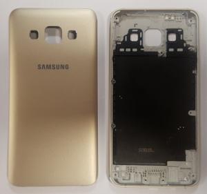 Samsung A300 Galaxy A3 kryt baterie zlatá