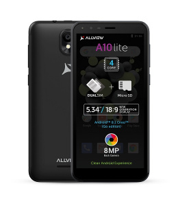 Allview A10 Lite DS gsm tel. Black