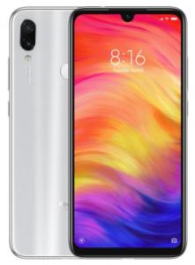 Xiaomi Redmi Note 7 64GB/4GB CZ LTE White (DualSIM) Global