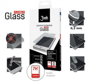Tvrzené sklo 3mk FlexibleGlass pro Honor 5C, Honor 7 Lite