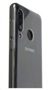 Doogee TPU pouzdro Transparent  + Tvrzené sklo pro Y9 PLUS (EU Blister)
