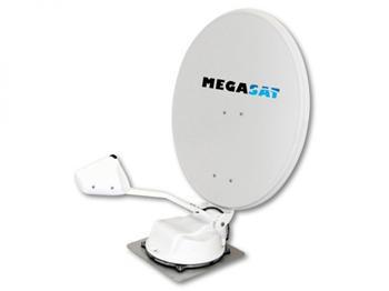 Megasat Caravanman 85 Professional, LNB TWIN, AutoSkew, složené výška 19cm