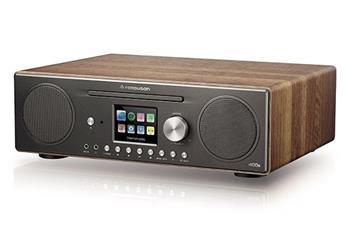 FERGUSON i400 - Digitální rádio Spotify Walnut, DAB+, FM, CD, WiFi, Bluetooth