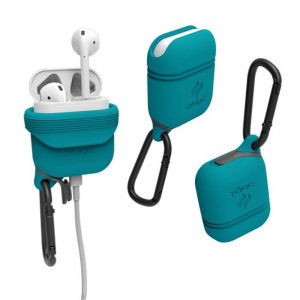 Catalyst Waterproof case, glacier blue - AirPods