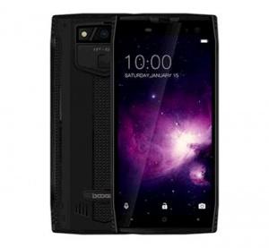 Doogee S50 DualSIM gsm tel. 6+64GB Black