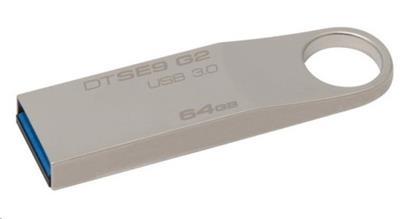 Flash disk USB 64GB Kingston DataTraveler SE9, USB 3.0