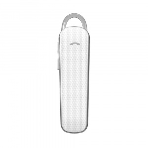 Bluetooth headset CELLY BH11, multipoint, bílý